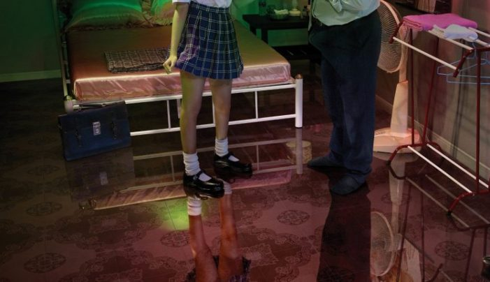 Thai Mother Accused of Forcing her 13 Year-Old Daughter into Prostitution