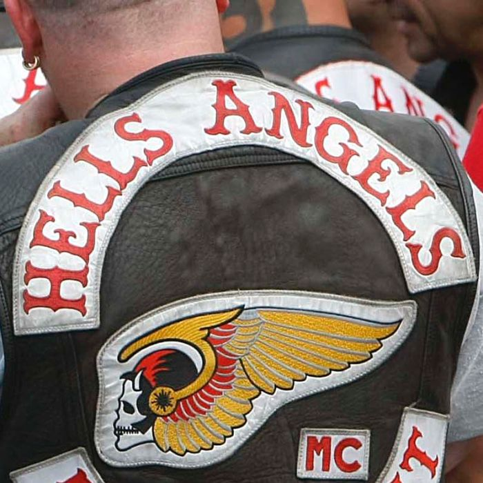 Australian Hells Angels Bikers Surrender to Pattaya Police after Assaulting Two Thai Nationals