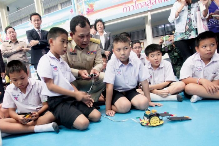 Thailand's Education Minister says Students Lack English Language and Critical Thinking Skills