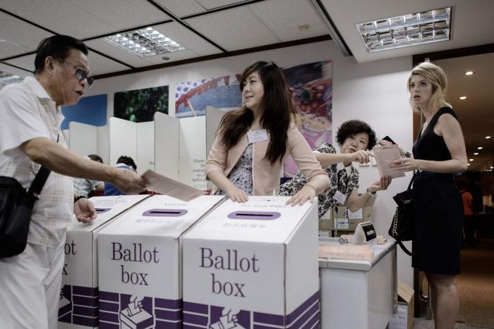Hong-Kong Votes Amidst Rising Tide of Anti-Mainland Sentiment