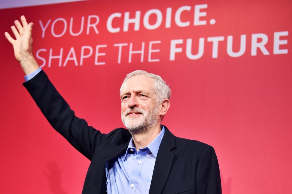 Jeremy Corbyn Re-Elected Leader of Britain's Labour Party