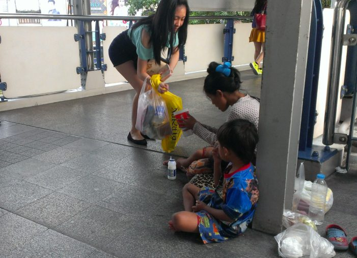 Licensing Street Beggars in Thailand, Hurting the Abused Rather than the Abusers