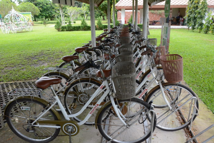 Chiang Rai Officials Launch Cycling Campaign to Promote Health and Wellness