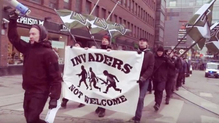 """Finns Say """"Enough is Enough"""" Over Neo-Nazism"""