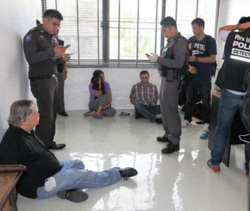 Foreigners Arrested in Bangkok, Fake Passports and Dismembered Body Found