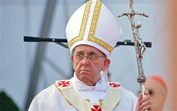 Pope Francis Condemns Syrian Bombings, Saying Those Responsible Must Answer to God