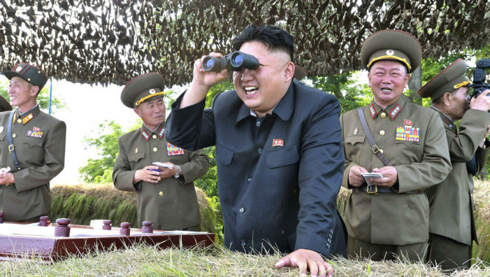 "Despite International Sactions North Korea Set off Another ""Higher Level"" Nuclear Test"