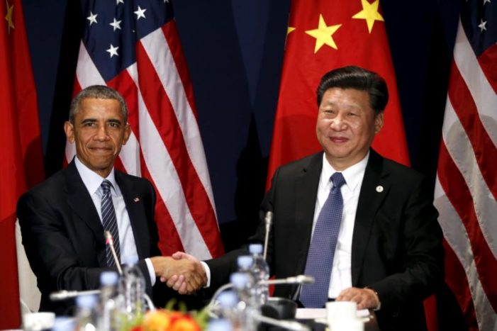 China, US Join Climate Deal; Top UN Climate Official Thanks US, China