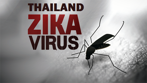 Thailand's Department of Disease Control Steps Up Efforts to Control Zika Virus