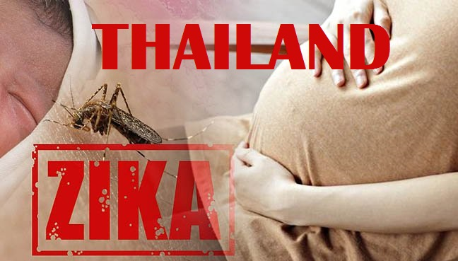 Thailand has recorded about 200 cases of Zika since January, the health ministry said on Tuesday
