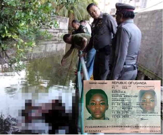 22 Year-Old Ugandan Woman Falls to Her Death in Bangkok