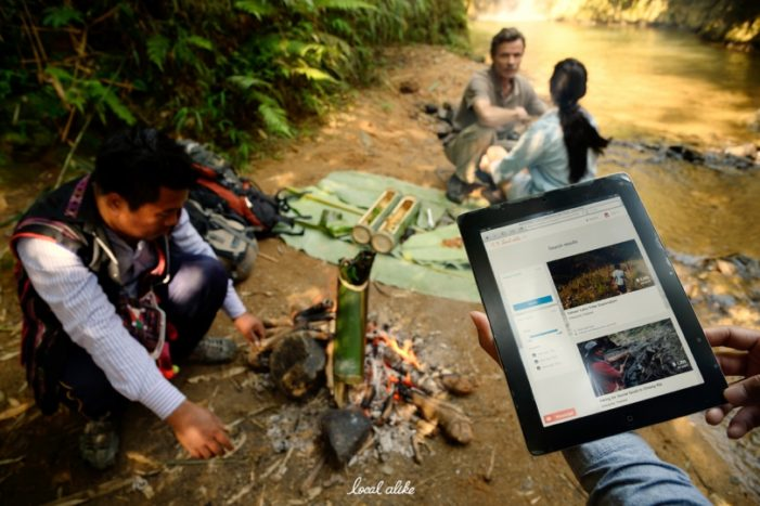 Start-up Tourism, Guiding Foreigners to the Best of Thai culture