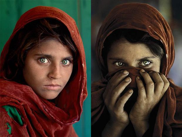 """National Geographic's """"The Afghan Girl"""" Arrested on Fraud Charges in Pakistan"""