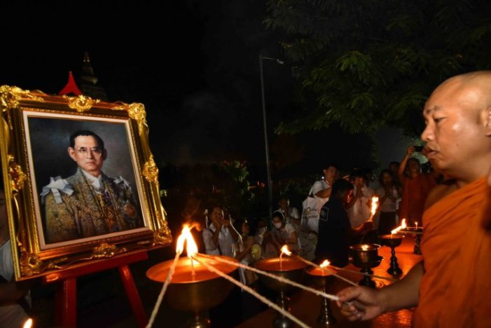 Privy Council to Stand in as Grieving Thailand Awaits New King