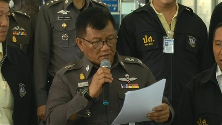 Thailand's newly-appointed Acting Commissioner of the Narcotics Suppression Bureau announced the arrest of 11 suspects in drug trafficking cases.