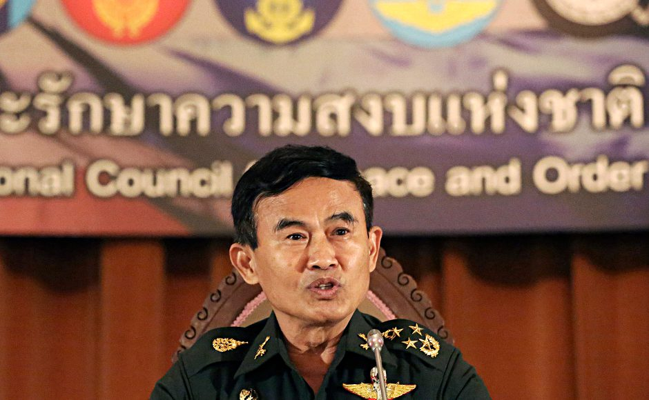 Thai Justice Minister Paiboon Koomchaya asked the relevant agencies to track down in which countries the suspects are currently residing