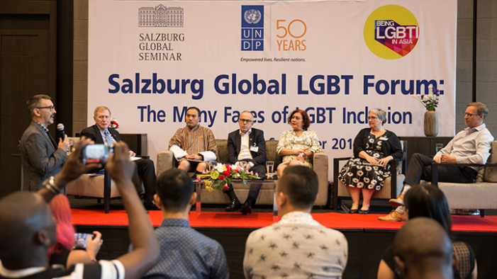 Salzburg Global LGBT Forum Convens in Chiang Rai for the First Time