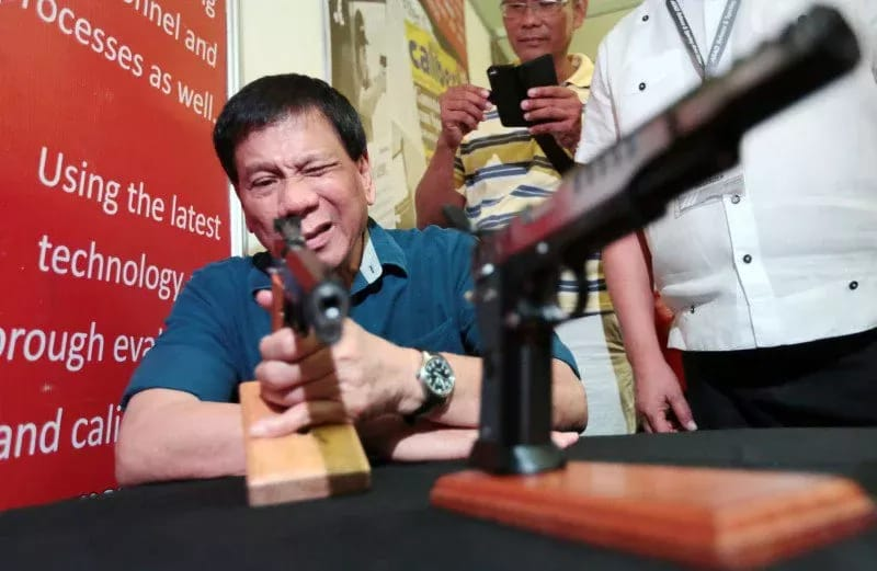 Duterte is gaining in the war on drugs, but at a terrifying cost to Filipino society.