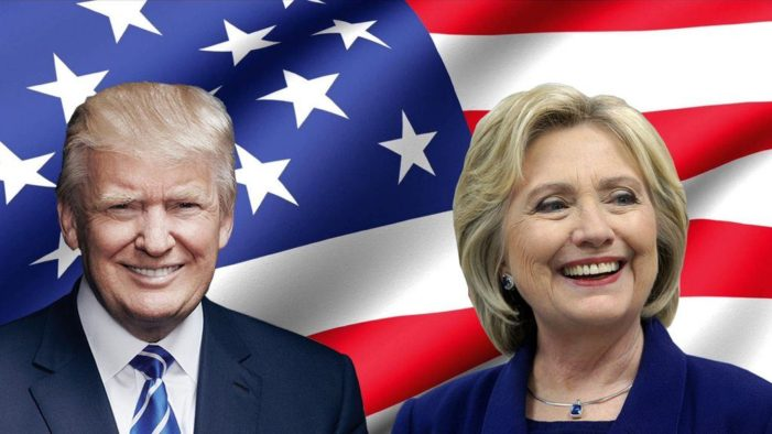 US Presidential Campaign Goes into Final Week with Clinton on the Defense