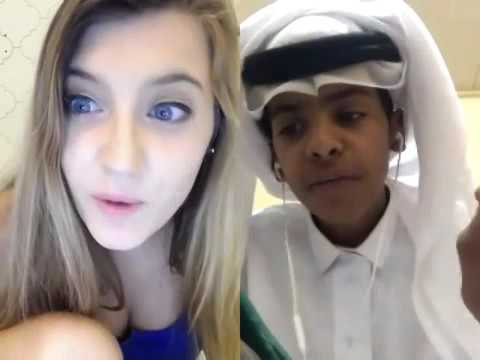 Saudi Teen Arrested For Harmless Video Blogging with California Girl