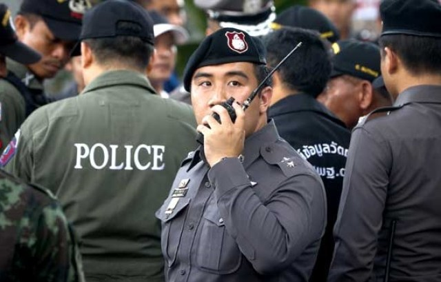 Police Step up Security in Bangkok after Reports of Bombing Plots