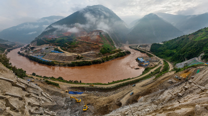 Regulatory Shortcomings Open the Way to More Dams on the Mekong