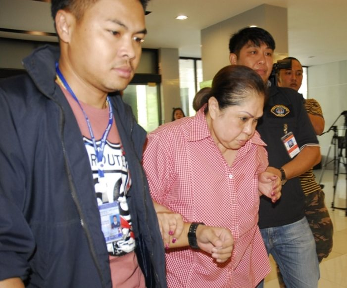 Thai Con-Woman Sentenced to 150 Years for Royal Defemation