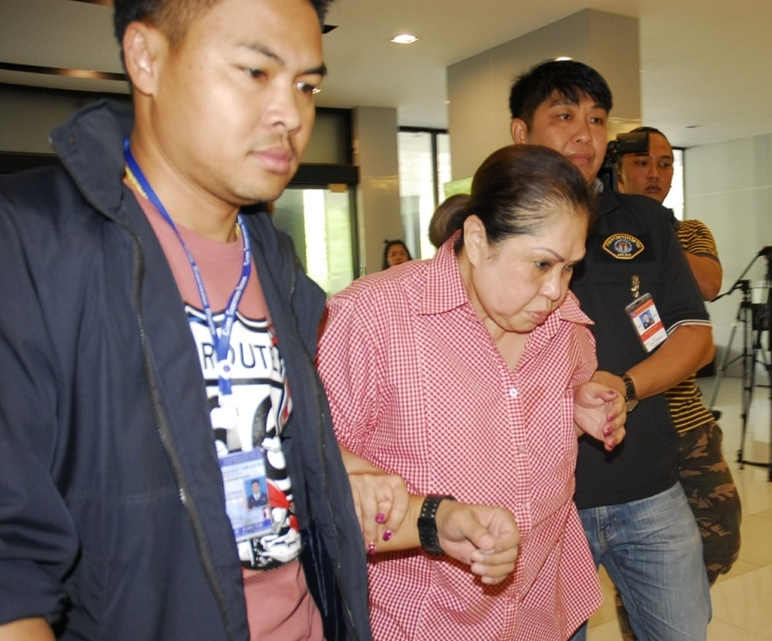 Kamonthat Thanathornkhositjira, also known as Kim-eng Sae Tia, was sentenced to a total of 150 years