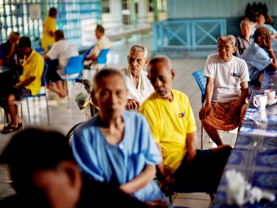 """Chiang Rai Province Earmarked for Government Funded """"Seniors Complex"""""""
