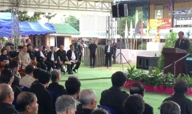 """Prime Minister Prayut Opens """"Zero Waste"""" Learning Centre in Chiang Rai"""