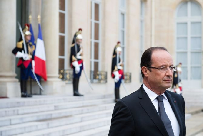 French Opposition Lawmakers Request Impeachment of President Hollande