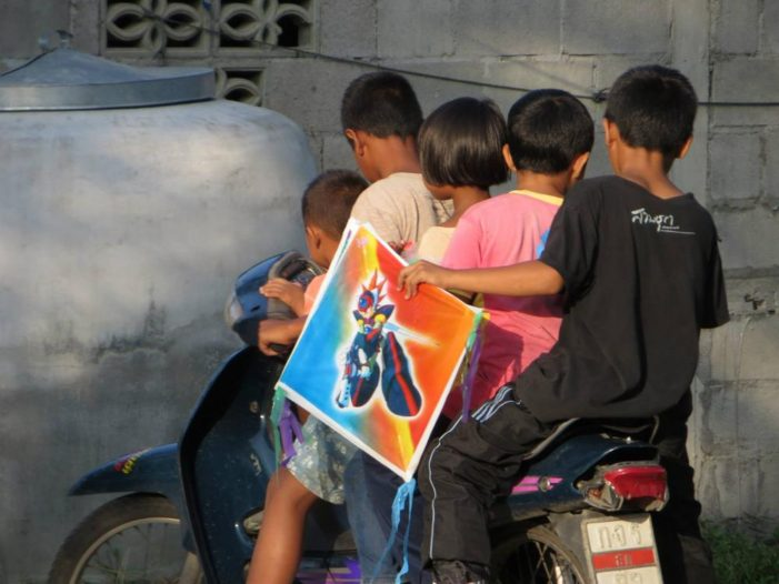"""Thailand Launches """"Don't Ride if you are Under 15"""" Safety Program"""
