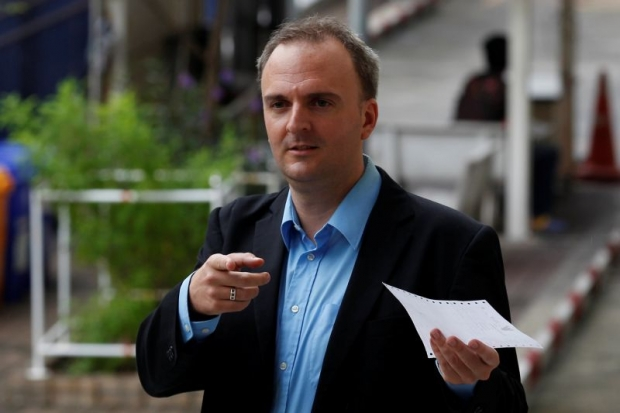 Bangkok Court Finds Labor Activist Andy Hall Guilty in Civil Defamation Suit