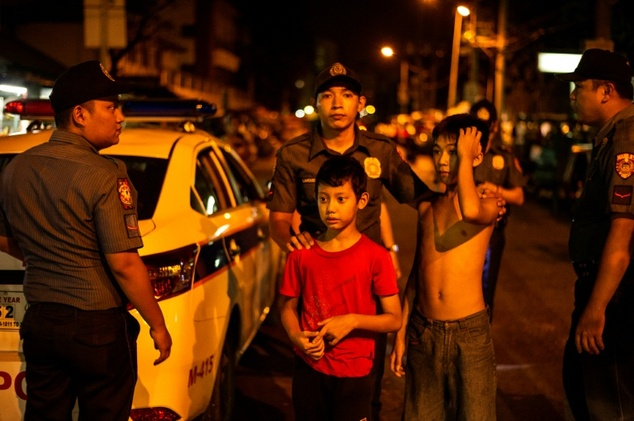 Philippine Government Wants to Change Law to Jail 9-Year-olds
