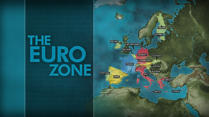 The Eurozone Could be in for a Rough Few Months