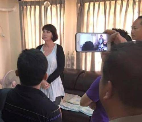 Australian Nurse Arrested by Anti-Human Trafficking Police in Cambodia