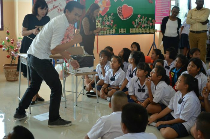Becoming an English Teacher in Thailand