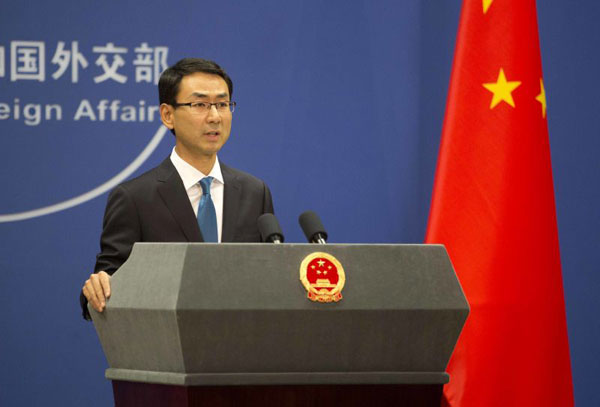 China Defends Installing Weapons on It's own Territory in South China sea