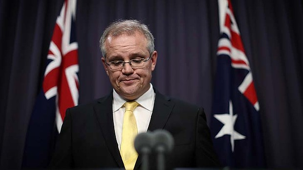 Australia's Projected Annual Deficits Worsen by $7.5 Billion