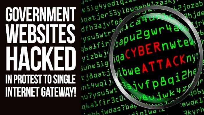 Hackers Take Down Thailand's Defence Ministry's Website