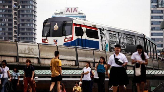 Mass Tourism Putting a Strain on Thailand's Infrastructure