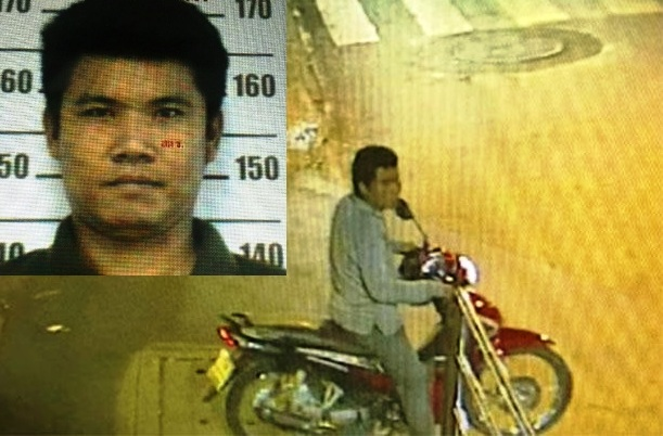 Police said the 32-year-old motorcycle taxi driver claims they had consensual sex