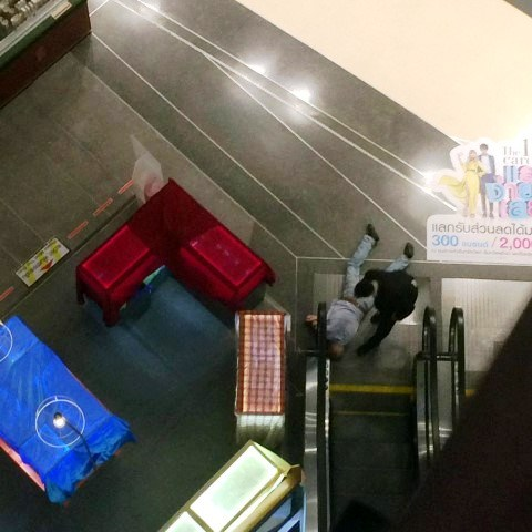 Elderly Frenchman Jumps to His Death at Pattaya Central Mall