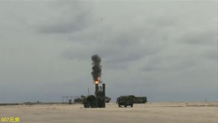 China Deploys Weapons on Artificial Islands in South China Sea