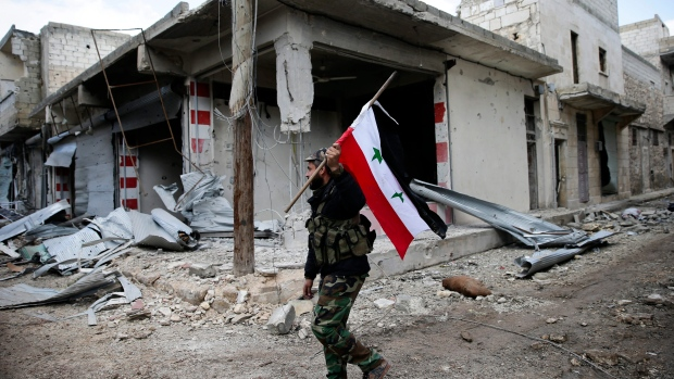 Syria and Russia Tell Rebels Leave Alepoo or Be Wiped Out