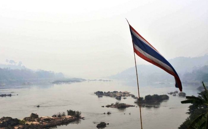 Rak Chiang Khong Group Raises Concerns on Proposed Plan to Destroy Rapids on Mekong