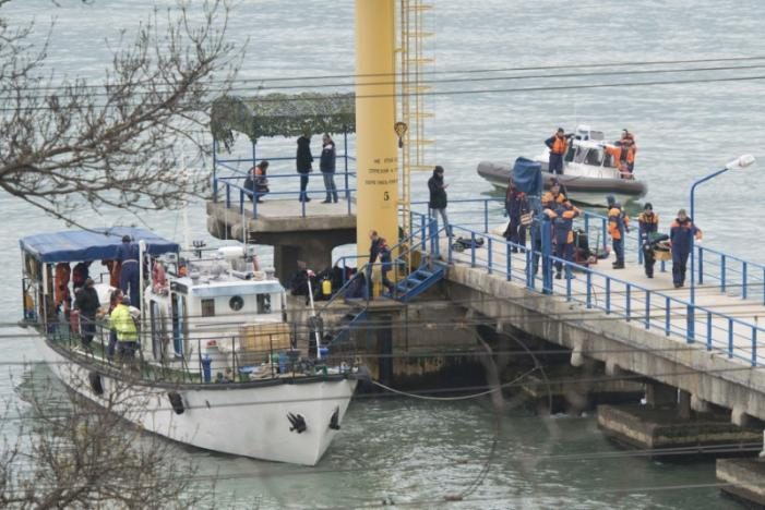 Russian Plane Carrying Russian Army Choir Crashes into the Black Sea