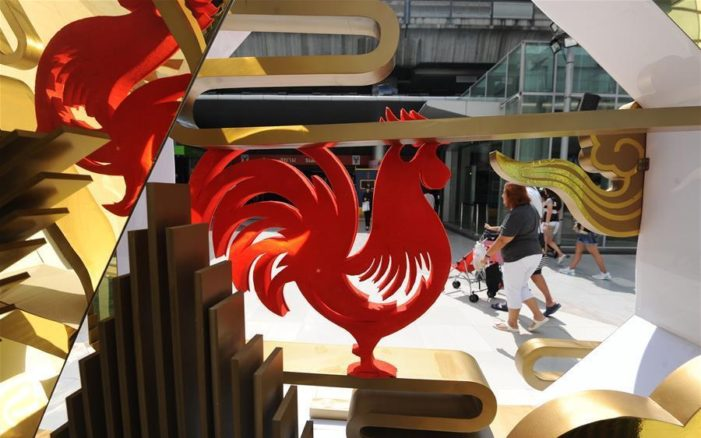 When is Chinese New Year 2017 – The Year of the Rooster?