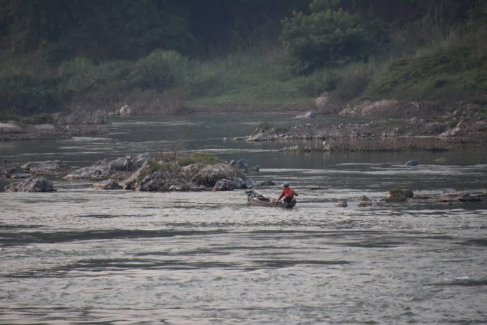 Thailand's Military Government Ignoring the Risks on the Mekong River to Appease China