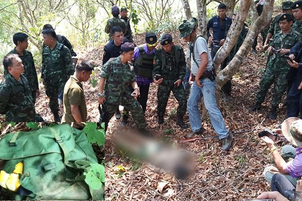 Drug Runner Killed in Shootout with Pha Muang Drug Task Force in Mae Sai, Chiang Rai